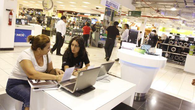 Solo el 29% de los hogares en el Perú tienen al menos una computadora, según el INEI. (USI)
