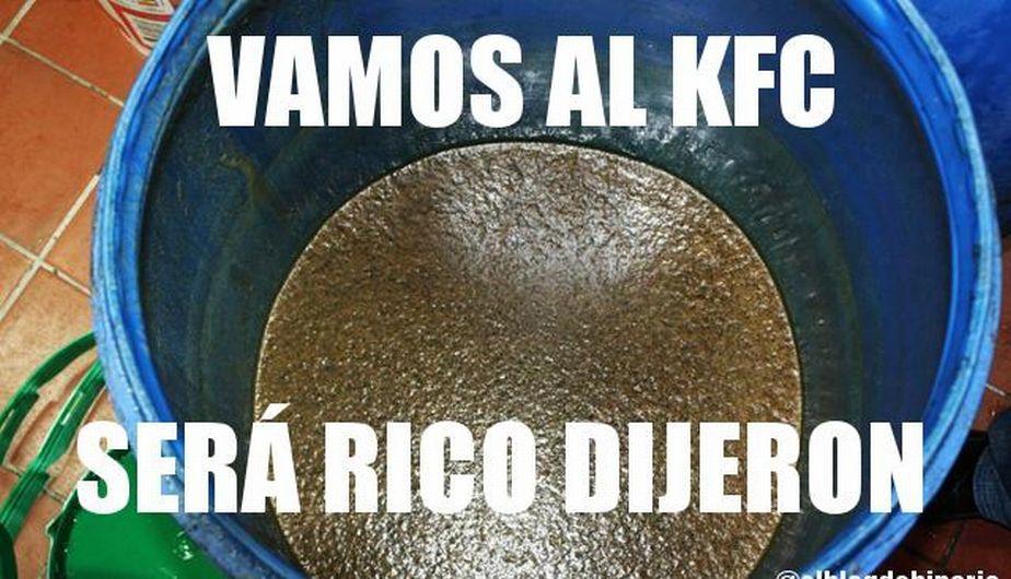 Memes por clausura de KFC circulan por redes sociales