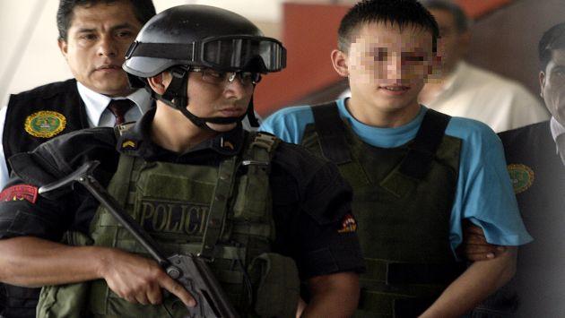 El delincuente juvenil fue capturado en Lima tras fugar de reclusorio de Trujillo. (USI)