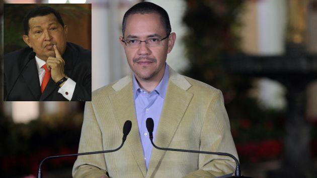 (Presidencia de Venezuela/AP)