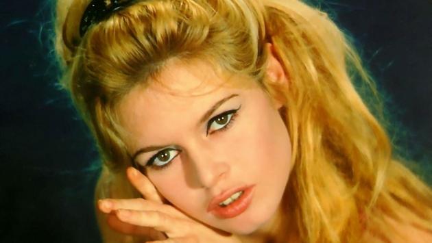 Brigitte Bardot en los años ochenta. Foto: Cinema.