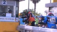 Peaje, Dakar 2013