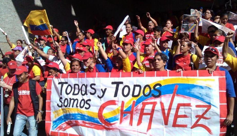 Cuba, Venezuela, Marcha, Toma de mando, #YoMeJuramentoConChávez, Palacio de Miraflores