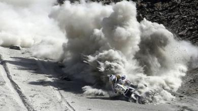 Desierto, Pilotos, Rally Dakar 2013, Dakar 2013, Caídas, Fotos curiosas