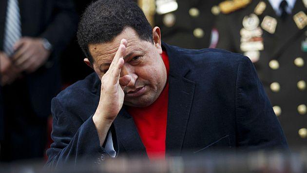 NO DA SEÑALES. Chávez fue operado el 11 de diciembre y hasta ahora no ha aparecido en medios. (Reuters)