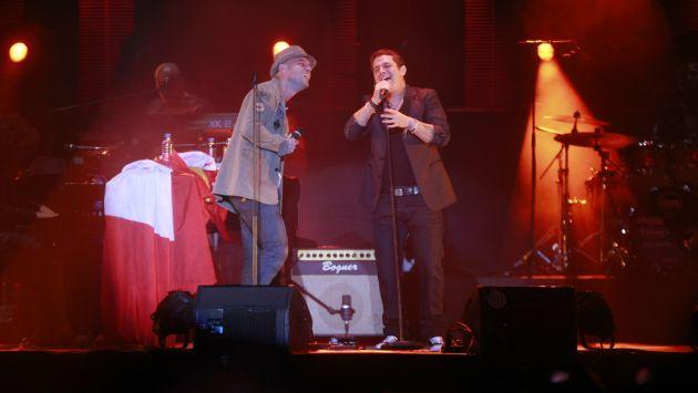 En 2010 cantaron juntos. (USI)