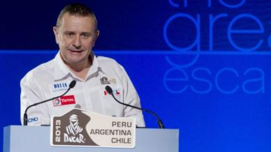 Etienne Lavigne: &quot;Per es una posibilidad para Rally Dakar 2014&quot;