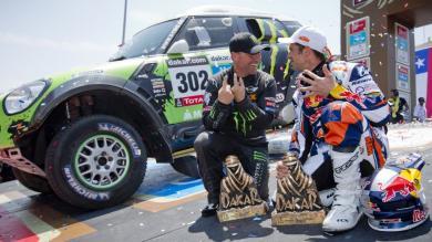 Perú, Chile, Deportes, Rally Dakar 2013, Dakar