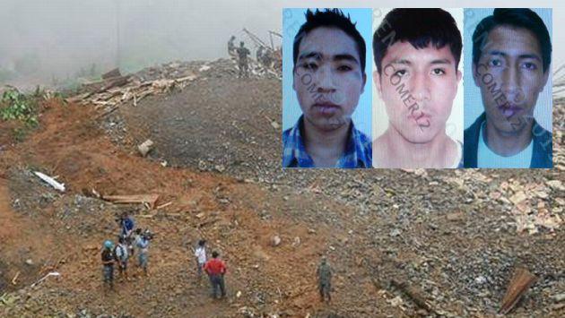 Son tres los peruanos fallecidos por alud en Azuay, Ecuador