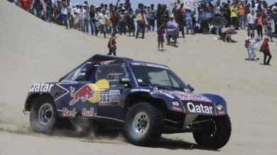 Rally Dakar 2015 podra pasar por todo el Per