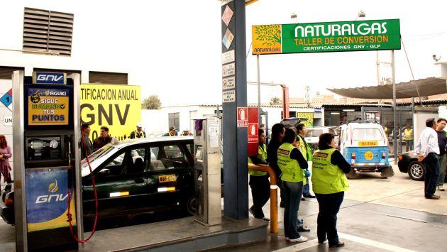 CONTAMINA MENOS. Se estima que el gas natural permite un ahorro de 63% en pago por combustible. (Difusión)