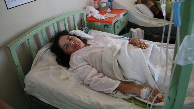 Joven Heroína De Arequipa Será Atendida En El Hospital