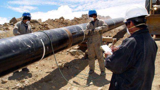 Gasoducto partiría del Cusco. (Difusión)
