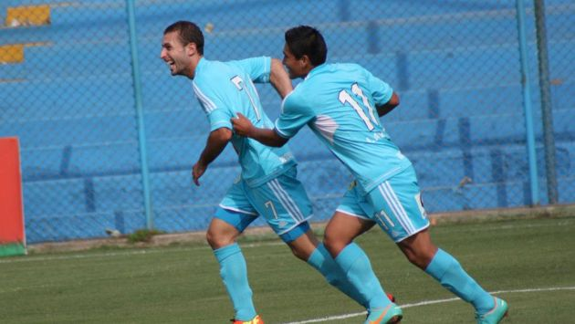 (Facebook/Sporting Cristal-Gol TV)