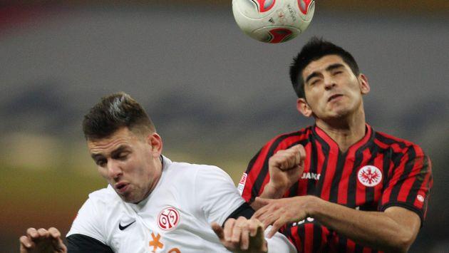 Podría no jugar ante Chile. (AP)