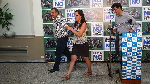 Glave y Zegarra están en la cuerda floja. (Perú21)