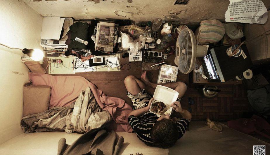 China, Hong Kong, Sociedad para la Organización Comunitaria, Problemas habitacionales, Densidad problacional
