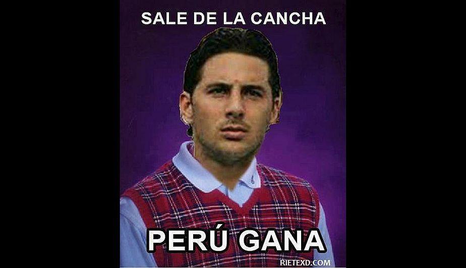 Memes, Perú, Selección peruana, Chile, Clasificatorias, Eliminatorias, Mundial Brasil 2014