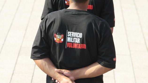 Polémica. Chiabra dice que Gobierno debe incentivar a jóvenes. (Martín Pauca)