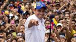 Capriles ningunea a Maduro - Noticias de don nicolas