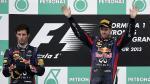 Fórmula 1: Sebastian Vettel ganó el Gran Premio de Malasia - Noticias de fernando alonso