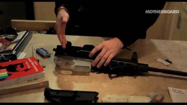 Estudiante usa una impresora 3d para construir armas de for Construir impresora 3d