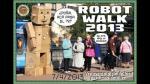 Los robots también tendrán su caminata al estilo zombi walk - Noticias de uruguay