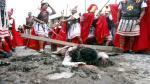 FOTOS: La Pasión de Cristo en Arequipa - Noticias de heiner aparicio