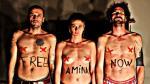 Femen convoca protesta en apoyo a Amina Tyler - Noticias de amina tyler