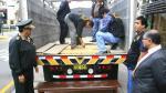 Hallan 25 kilos de cocaína camuflada en cargamento de ollucos y habas - Noticias de comisaría de huaycán