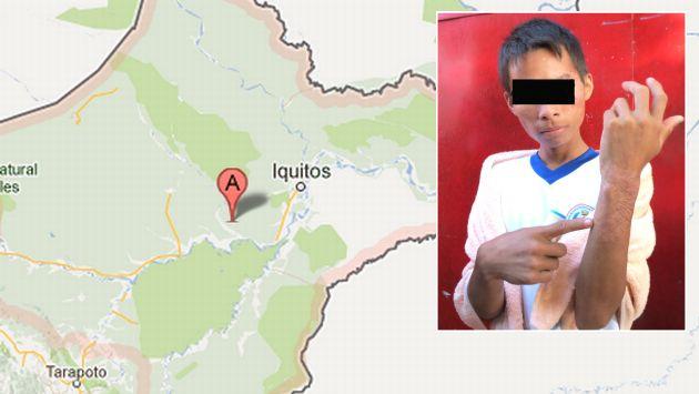 (Google Maps/Diario La Región de Loreto)