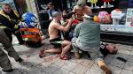EEUU: Caos y terror en Boston por atentados con bombas - Noticias de oliver landeo