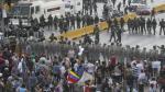 Venezuela: Siete muertos por violencia tras proclamación de Maduro - Noticias de luisa ortega diaz
