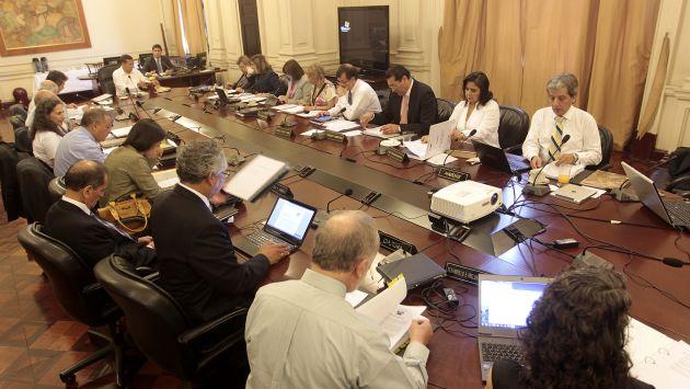 Consejo de ministros discutir a el posible viaje de humala for Clausula suelo consejo de ministros