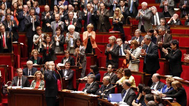 Matrimonio Catolico Por Segunda Vez : Francia diputados debaten matrimonio homosexual por