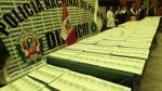 Decomisan más de US$20 millones falsificados - Noticias de wilfredo cobos
