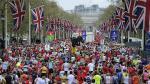 Alerta roja en Londres un día antes de multitudinaria maratón - Noticias de wilson kipsang