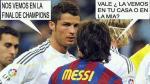 Los memes tras la derrota del Real Madrid ante el Borussia Dortmund - Noticias de fc barcelona