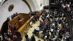 Congresistas opositores se quedarán sin sueldo - Noticias de timothy walsh