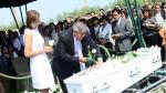 Entierran en Trujillo el cuerpo de Karol Castillo - Noticias de miss peru karol castillo