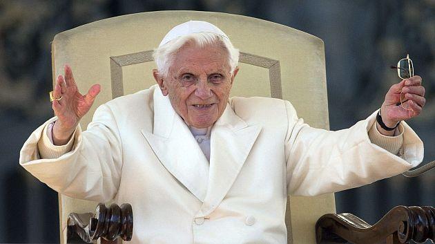 Prometió no interferir en decisiones de nuevo pontífice. (EFE)
