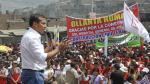 """Humala: """"Crecimiento del Perú no es solo gracias a empresarios"""" - Noticias de la gran transformación"""
