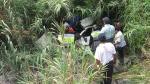 Huarochirí: Hallan dos muertos en auto que cayó al precipicio - Noticias de máximo lópez amaru
