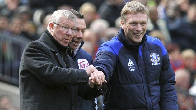 Moyes entrenó al Everton durante los últimos 11 años. (AP)