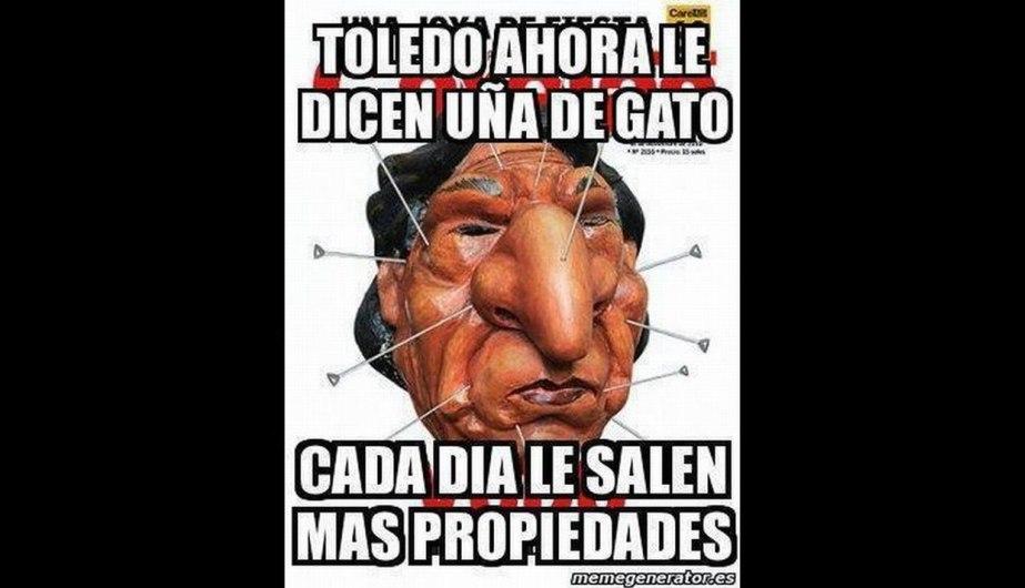 Compras Suegra Alejandro Toledo Memes 2130281