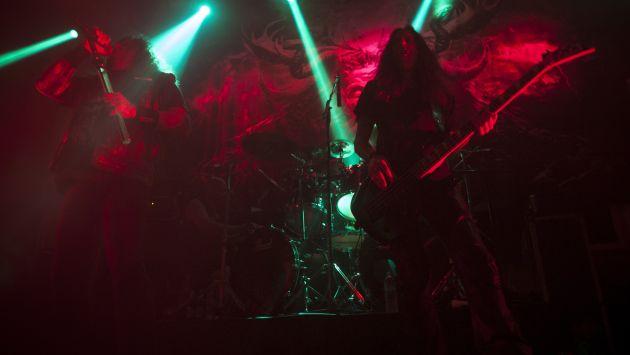 Demoledor concierto de testament en lima espect culos for Espectaculos en lima hoy