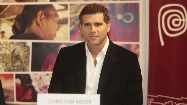 Christian Meier protagonizará novela en Univisión