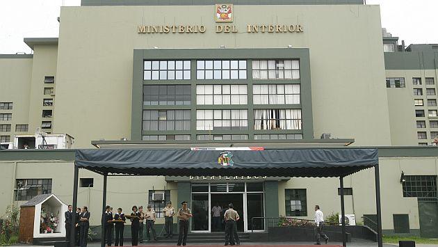 Motorola busca conciliaci n con ministerio del interior for Ministerio del interior antecedentes