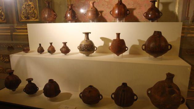 Museo albergará piezas entregadas por universidad de Yale. (Perú21)