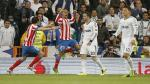 Atltico gana 2-1 al Real Madrid y obtiene Copa del Rey